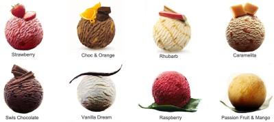 Various flavours